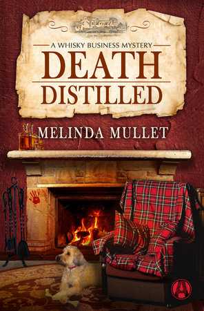 Death Distilled by Melinda Mullet