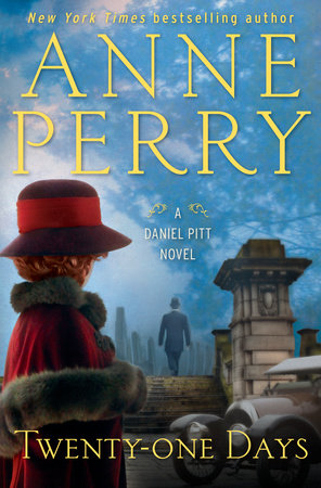 Twenty-one Days by Anne Perry