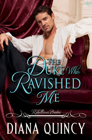 The Duke Who Ravished Me