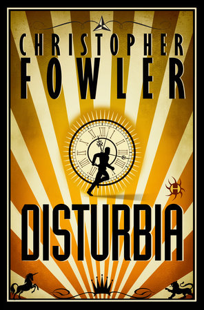 Disturbia by Christopher Fowler