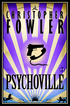 Psychoville by Christopher Fowler