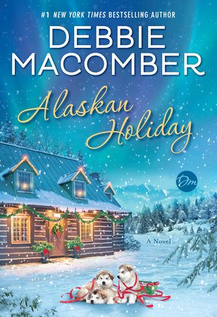 The cover of the book Alaskan Holiday
