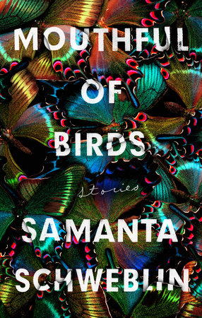 The cover of the book Mouthful of Birds