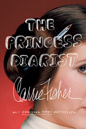 The cover of the book The Princess Diarist