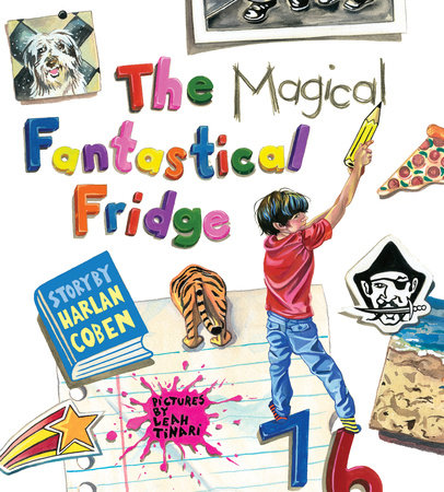The Magical Fantastical Fridge by Harlan Coben
