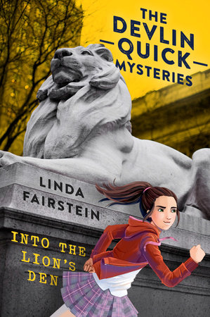Into the Lion's Den by Linda Fairstein