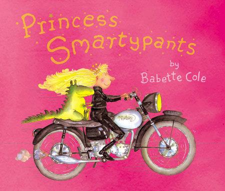 Princess Smartypants by Babette Cole