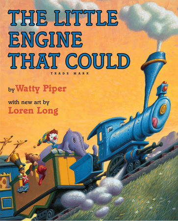 Image result for The Little Engine That Could by Watty Piper.
