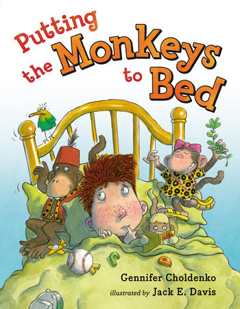 Putting the Monkeys to Bed by Gennifer Choldenko
