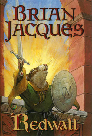 The cover of the book Redwall