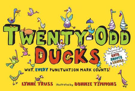 Twenty-Odd Ducks by Lynne Truss