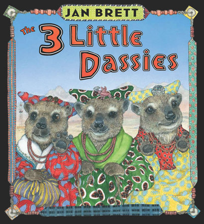 The 3 Little Dassies