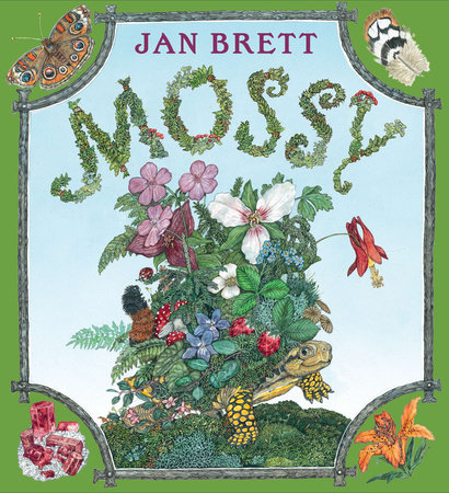 Mossy by Jan Brett