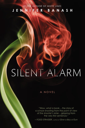 Silent Alarm Book Cover Picture