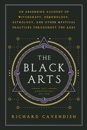 The cover of the book The Black Arts