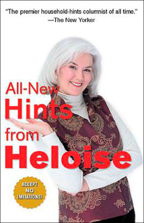 All-New Hints from Heloise by Heloise