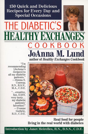 The Diabetic's Healthy Exchanges Cookbook