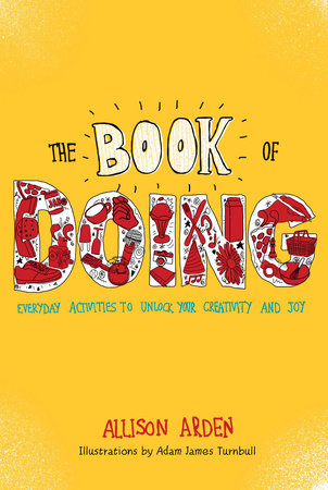 The Book of Doing by Allison Arden