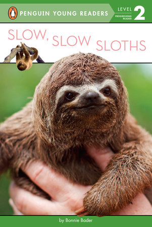 Slow, Slow Sloths by Bonnie Bader