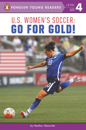 U.S. Women's Soccer by Heather Alexander