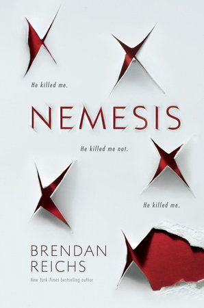 Nemesis by Brendan Reichs