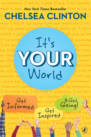 It's Your World Book Cover Picture