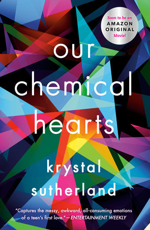 The cover of the book Our Chemical Hearts