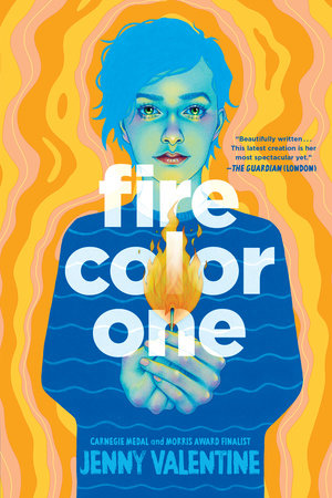 Fire Color One by Jenny Valentine