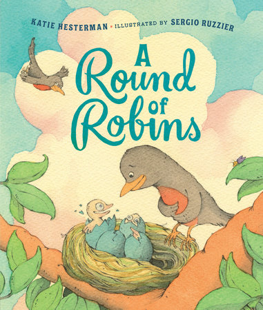 A Round of Robins by Katie Hesterman
