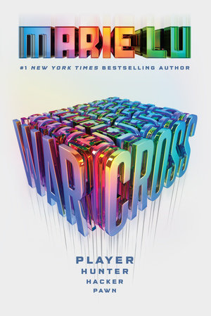 Warcross Book Cover Picture