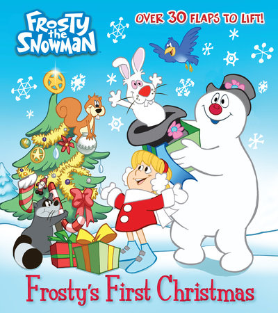 Frostys First Christmas Frosty the Snowman by Random House