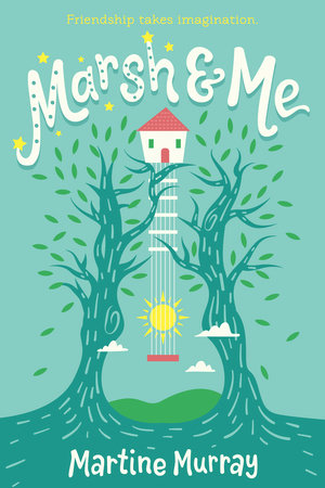 Marsh & Me by Martine Murray
