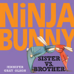 Ninja Bunny: Sister vs. Brother