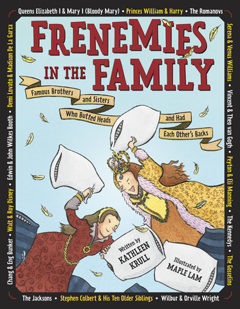 Frenemies in the Family by Kathleen Krull