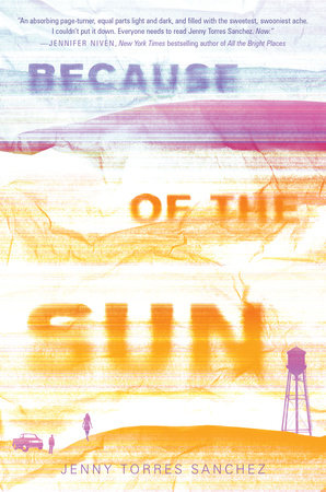 Because of the Sun by Jenny Torres Sanchez