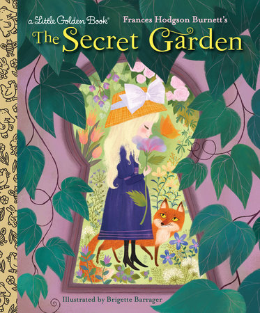 The Secret Garden by Frances Gilbert