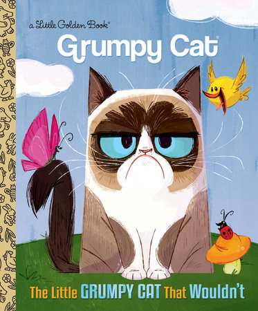 The Little Grumpy Cat that Wouldn't (Grumpy Cat) by Golden Books