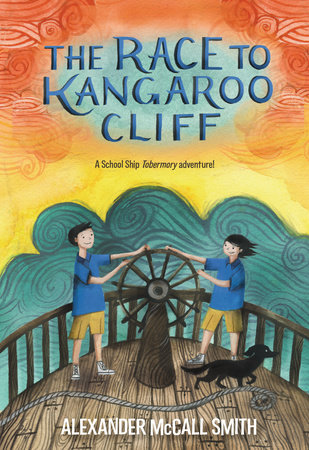 The Race to Kangaroo Cliff by Alexander McCall Smith