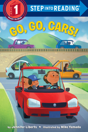 Go, Go, Cars! by Jennifer Liberts; illustrated by Mike Yamada