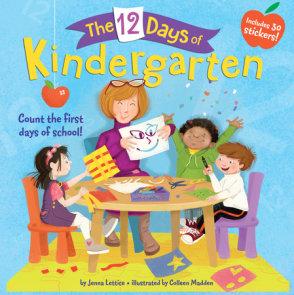 The 12 Days of Kindergarten
