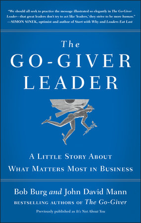 The Go-Giver Leader by Bob Burg and John David Mann