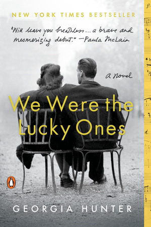 We Were the Lucky Ones Book Cover Picture