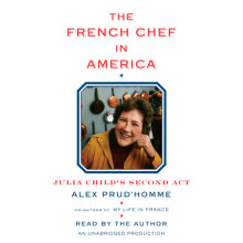 The French Chef in America Cover