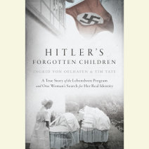 Hitler's Forgotten Children Cover