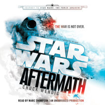 Aftermath: Star Wars Cover