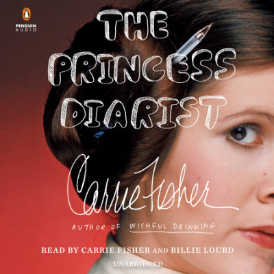 The Princess Diarist cover