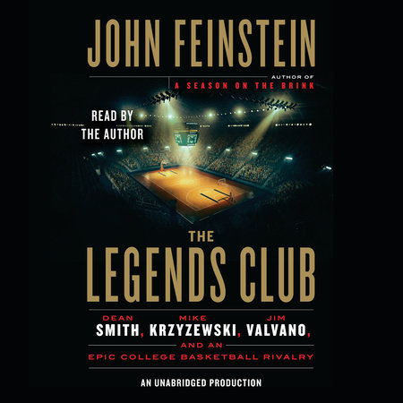 The Legends Club by John Feinstein