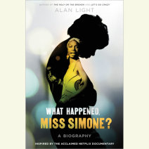 What Happened, Miss Simone? Cover