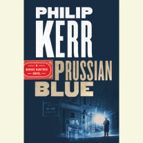 Prussian Blue Cover