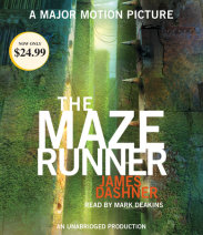 The Maze Runner (Maze Runner, Book One) Cover